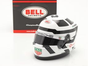 Andre Lotterer #36 TAG Heuer Porsche formula E 2020/21 helmet 1:2 Bell