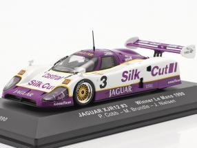 Jaguar XJR-12 #3 Winner 24h LeMans 1990 Nielsen, Cobb, Brundle 1:43 Ixo