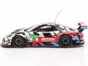 Porsche 911 (991) GT3 R #69 ADAC GT Masters Hockenheim 2018 Danke Fans