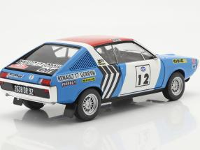 Renault R17 Gordini #12 Winner Rallye Press-on-Regardless 1974