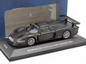 Maserati MC12 Racing test Fiorano 2004 1:43 Ixo