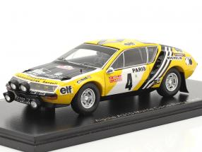 Alpine A310 #4 Rallye Monte Carlo 1976 Nicolas, Laverne 1:43 Spark