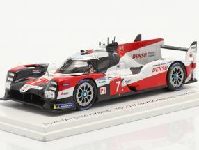 Toyota TS050 Hybrid #7 3rd 24h LeMans 2020 Toyota Gazoo Racing 1:43 Spark