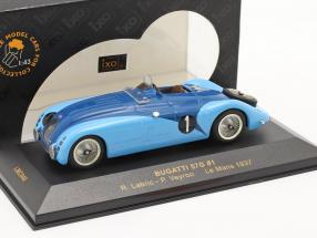 Bugatti 57G #1 LeMans 1937 Labric, Veyron 1:43 Ixo
