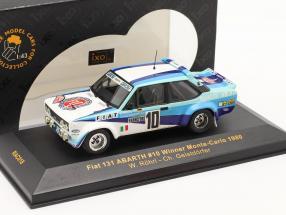 Fiat 131 Abarth #10 winner rally Monte Carlo 1980 Röhrl, Geistdörfer 1:43 Ixo