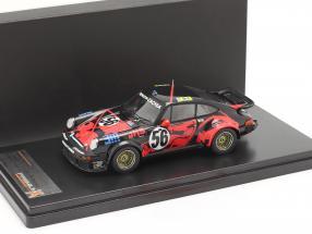 Porsche 934 #56 24h LeMans 1977 1:43 Premium X