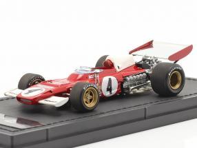 Jacky Ickx Ferrari 312B2 #4 Formel 1 1972 1:43 GP Replicas