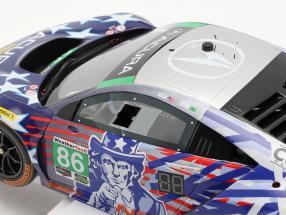 Acura NSX GT3 Uncle Sam #86 6h Watkins Glen IMSA 2017 1:18 TrueScale / 2. choice