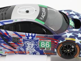 Acura NSX GT3 Uncle Sam #86 6h Watkins Glen IMSA 2017   / 2. choice