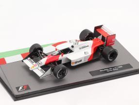 Ayrton Senna McLaren MP4/4 #12 Formel 1 Weltmeister 1988 1:43 Altaya