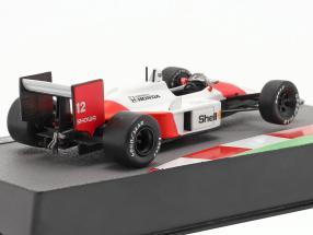 Ayrton Senna McLaren MP4/4 #12 Formula 1 World Champion 1988