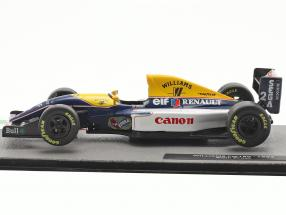 Alain Prost Williams FW15C #2 formula 1 World Champion 1993