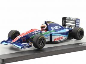 Rubens Barrichello Jordan 194 #14 Canada GP formula 1 1994 1:43 Altaya
