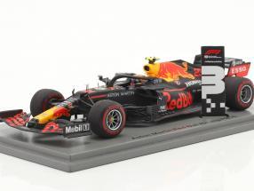 Alexander Albon Red Bull Racing RB16 #23 3rd Tuscan GP formula 1 2020 1:43 Spark