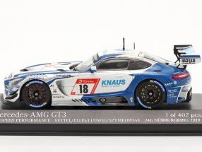Mercedes-Benz AMG GT3 #18 24h Nürburgring 2019 GetSpeed
