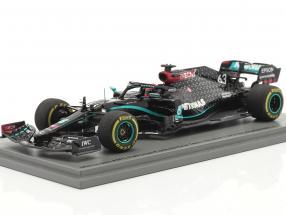 George Russell Mercedes-AMG F1 W11 #63 9th Sakhir GP formula 1 2020 1:43 Spark