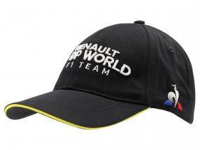 Cap Renault DP World F1 Team schwarz