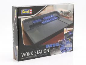 Work station grey / blue Revell