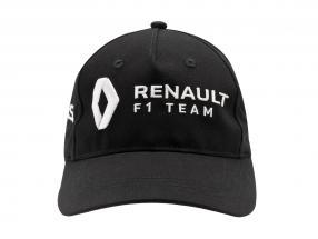 Cap Renault F1 Team schwarz / gelb (Kinder)