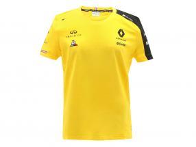 Renault F1 Team Damen T-Shirt Formel 1 2019 #3 Daniel Ricciardo
