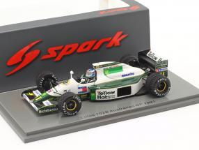 Mika Häkkinen Lotus 102B #11 Australian GP formula 1 1991 1:43 Spark