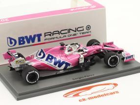 Sergio Perez Racing Point RP20 #11 Belgian GP formula 1 2020 1:43 Spark