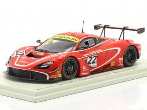 McLaren 720S GT3 #22 3rd British GT Championship 2019 Balfe, Bell 1:43 Spark