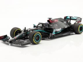 L. Hamilton Mercedes-AMG F1 W11 #44 Sieger Steiermark GP Formel 1 Weltmeister 2020 1:18 Minichamps