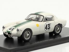 Lotus Elite #43 Sieger GT1300 24h LeMans 1964 Hunt, Wagstaff 1:43 Spark