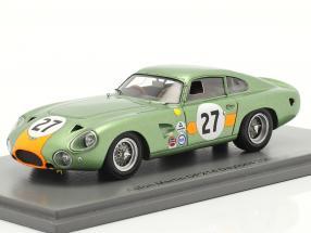 Aston Martin DP214 #27 2000 km Daytona 1964 Hetreed, Kerrison 1:43 Spark