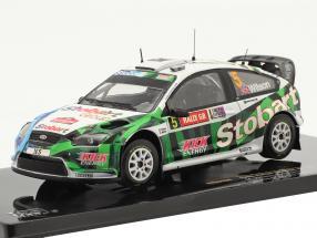Ford Focus RS WRC 08 #5 Wilson, Martin Wales GB Rally 2009 1:43 Ixo
