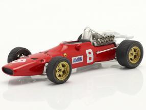 Chris Amon Ferrari 312 #8 GP Nürburgring Formel 1 1967 1:43 Ixo