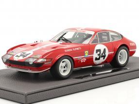 Ferrari 365 GTB/4 Daytona #34 7th 24h LeMans 1972 1:18 TopMarques