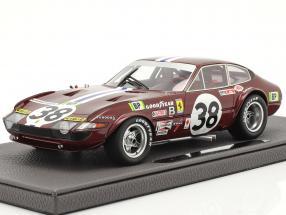 Ferrari 365 GTB/4 Daytona #38 9th 24h LeMans 1972 1:18 TopMarques