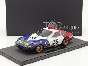 Ferrari 365 GTB/4 Daytona #39 5th 24h LeMans 1972 1:18 TopMarques