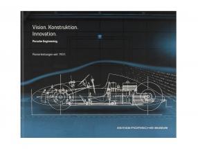 Buch: Porsche Engineering: Vision - Konstruktion - Innovation (deutsch)