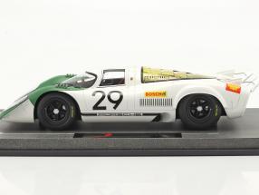Porsche 917/69 #29 Winner 1000km Zeltweg 1969 Siffert, Ahrens Jr.  BBR