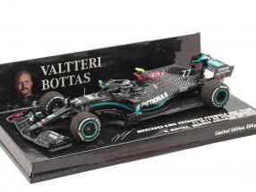 V. Bottas Mercedes-AMG F1 W11 #77 Sieger Österreich GP Formel 1 2020 1:43 Minichamps