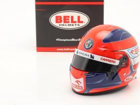 Robert Kubica Alfa Romeo Racing Orlen Formel 1 2021 Helm 1:2 Bell