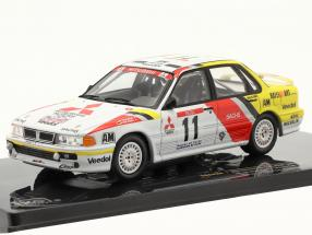 Mitsubishi Galant VR-4 #11 Tour de Corse 1991 Holzer / Wendel 1:43 Ixo
