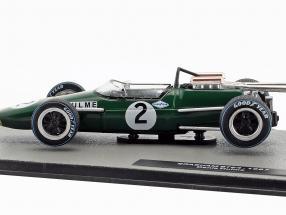 Denis Hulme Brabham BT24 #2 Formel 1 Weltmeister 1967