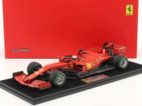 Sebastian Vettel Ferrari SF1000 #5 3rd Turkey GP formula 1 2020 1:18 LookSmart