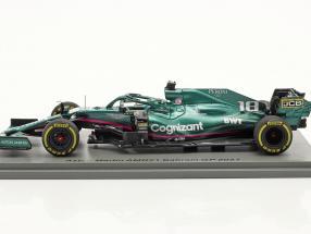 Lance Stroll Aston Martin AMR21 #18 Bahrain GP Formel 1 2021
