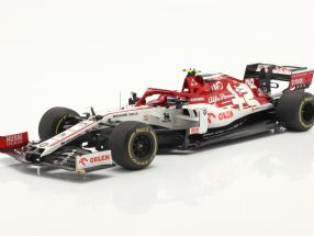 Antonio Giovinazzi Alfa Romeo Racing C39 #99 Türkei GP Formel 1 2020 1:18 Spark