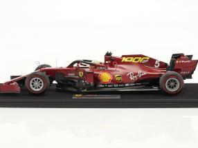 Sebastian Vettel Ferrari SF1000 #5 Toskana GP Formel 1 2020