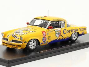 Studebaker Commander Corona #101 Winner Carrera Panamericana 1999 1:43 Spark
