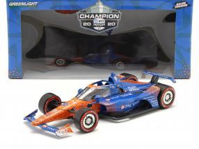 Scott Dixon Chip Ganassi Racing #9 IndyCar Series 2020 Champion 1:18 Greenlight