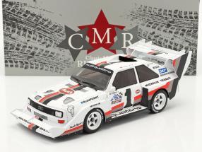 Audi Sport quattro S1 E2 #1 Winner Pikes Peak 1987 Walter Röhrl 1:18 CMR/2. Wahl
