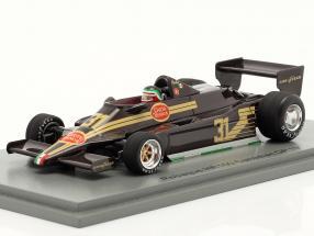 Hector Rebaque Rebaque HR100 #31 Kanada GP Formel 1 1979 1:43 Spark