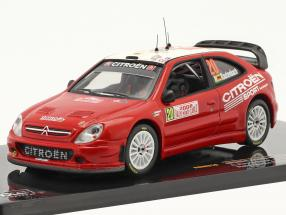 Citroen Xsara WRC #20 Rallye Monte Carlo 2008 1:43 Ixo
